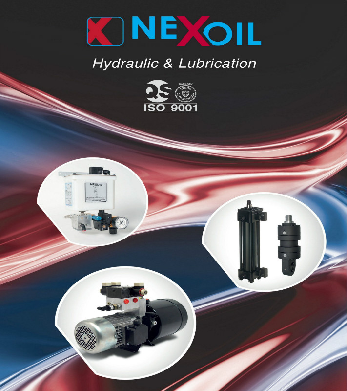 NEXOIL: Hydraulic & Lubrification.