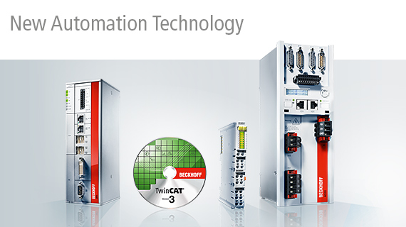 BECKHOFF GERMANY: New Automation Technology.