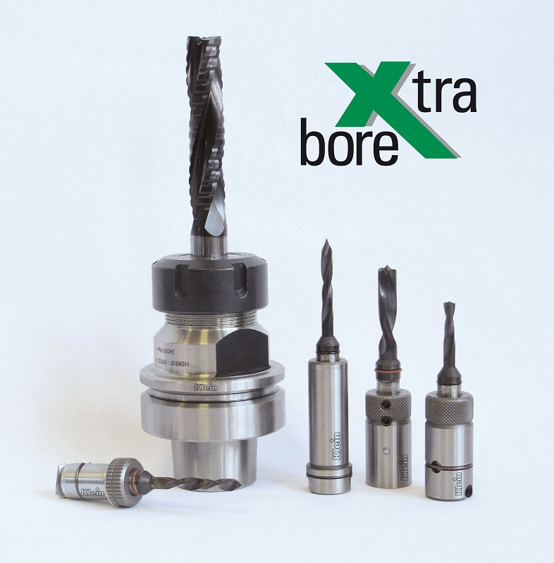 SISTEMI-KLEIN: NEW XTRABORE DOWEL DRILLS FOR AUTOMATIC BORING MACHINES.