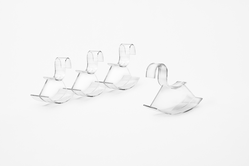 "KARTELL presents Nendo ""H-horse"" at ISALONI MILAN FAIR, Hall 20 A15/B14,  a new kids product."