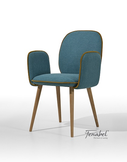 Fenabel Portugal, presents a new concept of seating at ISaloni 2016, Hall 14 C34.