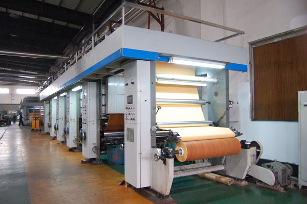 One of the 20 high-grade auto-gravure printing lines.