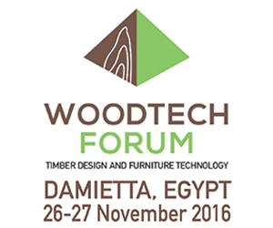 WOODTECH CONFERENCES, 26-27 November 2016, Damietta, Egypt