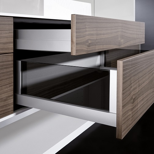 Grass Nova Pro Scala: Innovative drawer system