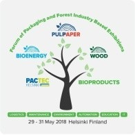WOOD & BIOENERGY FAIR HELSINKI, FINLAND 29-31 May 2018.