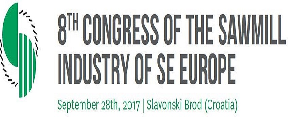 8th Congress of the Sawmill Industry, 28 September 2017 in Slavonski Brod, Croatia