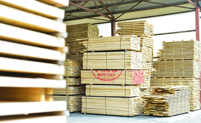 Corà Timber Industries & Trade in Europe: the history of timber that evolves…