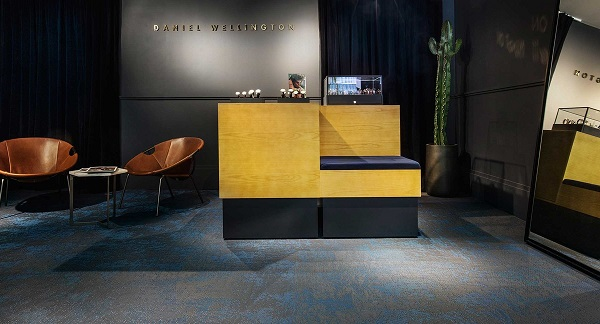 BOLON SWEDISH, VISUAL DRAMA CREATED IN HOLLYWOOD STYLE