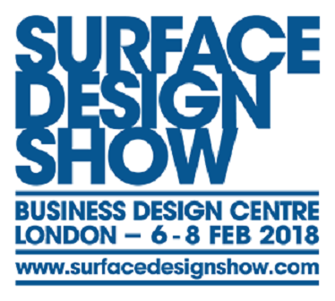 SURFACES DESIGN SHOW LONDON, 6-8 FEBRUARY 2018