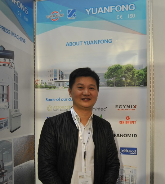 Shine Gu, Export Manager. Photo Datalignum