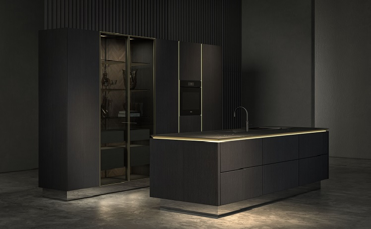 Siematic Möbelwerke Gmbh Co Kg since 1929 presents a purist design concept for kitchen