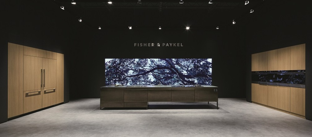 FISHER & PAYKEL, SINCE 1934, BRINGS A TASTE OF NEW ZEALAND
