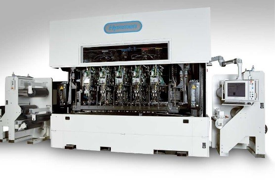 Hymmen JUPITER Digital Printing Line JPT-WS for digital print on edgebands.