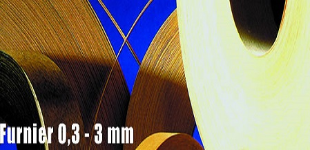 FURWA GERMANY, THE REAL VENEER EDGE