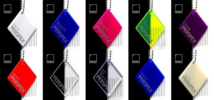 PERSPEX UK, NEW COLOUR CHIP IMAGE LIBRARY