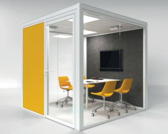 Faram Arredamenti Per Ufficio.Faram Italy Furniture Dedicated To Privacy In The Workplace In