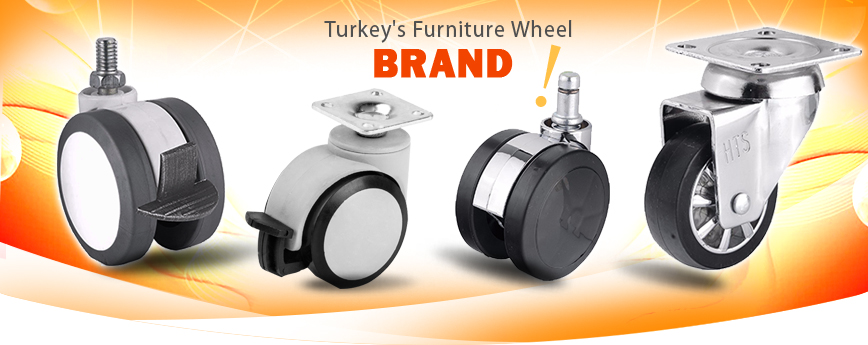 HAYRLI-HTS: FURNITURE AND INDUSTRIAL WHEELS FROM TURKEY