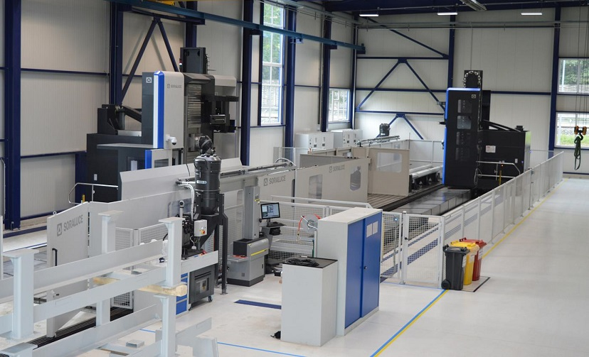 Precise, efficient and flexible: the new CNC center is an investment in the future of Holz-Her.