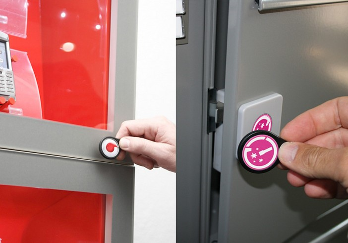 DATAMOBILE AUSTRIA: PROTECTION, DESIGN & USABILITY COMBINED IN A FURNITURE LOCK