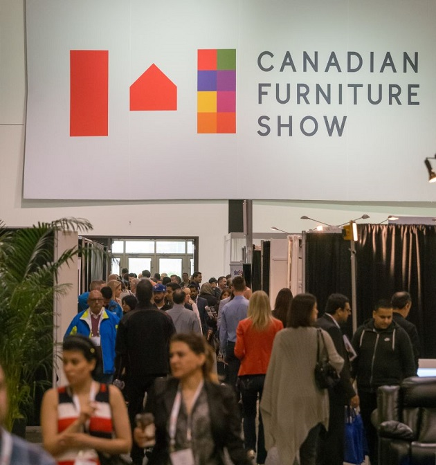 CANADIAN FURNITURE SHOW, 24-26 May 2019 IN MISSISSAUGA, ONTARIO