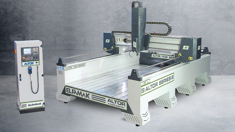 ELFAMAK MAKİNA TURKEY, THE ULTIMATE INNOVATION OF TECHNOLOGY IN CNC ROUTER