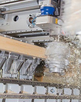 SIEMENS GERMANY: INNOVATIVE WOODWORKING CONTROL SYSTEM