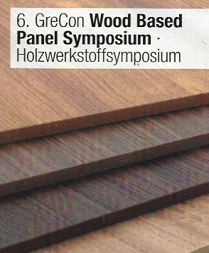 6TH GRECON WOOD-BASED PANEL SYMPOSIUM, HOTEL NHOW BERLIN 19-20 SEPTEMBER 2019