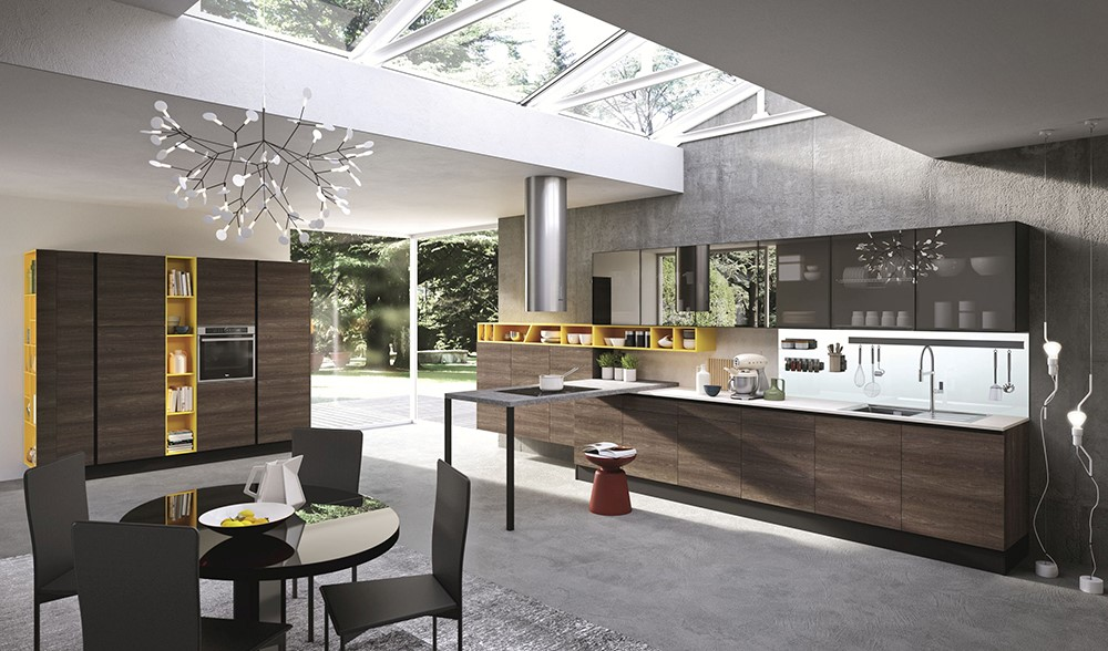 ARAN_ITALY: THE KITCHEN MIA FOR ALL FAMILIES