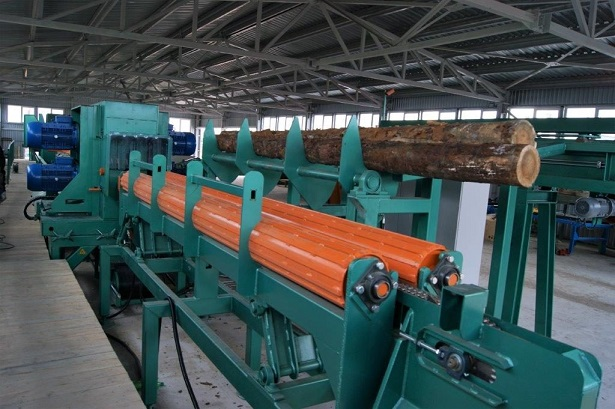 LARMET WSM LATVIA: SAWMILL EQUIPMENT MANUFACTURING