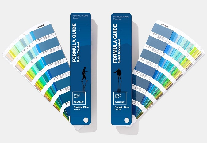 PANTONE CLASSIC BLUE 19-4052: THE COLOR OF THE YEAR 2020