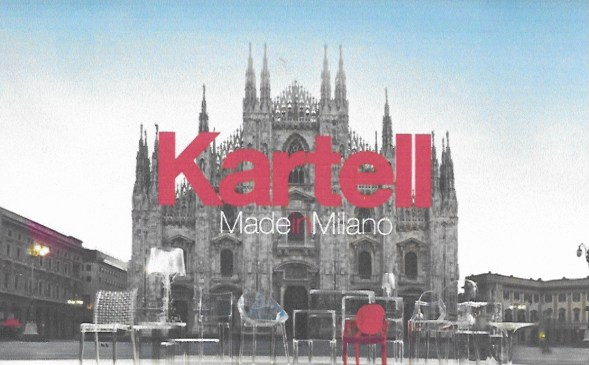 KARTELL_ITALY: RESEARCH, KNOW-HOW, INNOVATION, DESIGN & HIGH QUALITY, SINCE 1949
