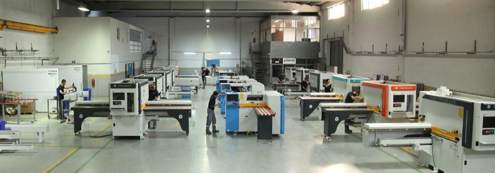 OMAKSAN_TURKEY: THE ULTIMATE FURNITURE PRODUCTION MACHINES