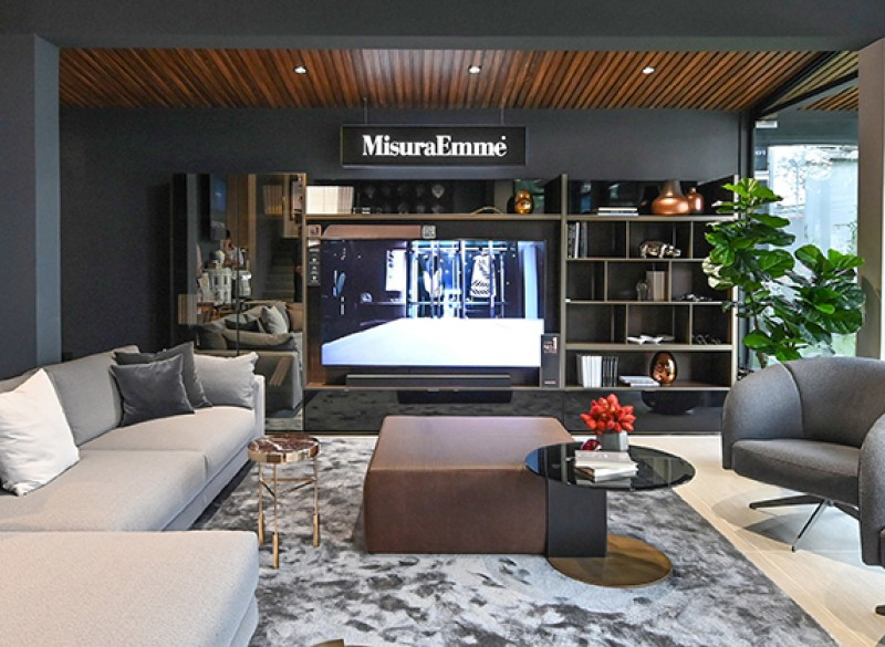 MISURAEMME FURNITURE_ITALY, OPENS A STORE IN MANILA-PHILIPPINES