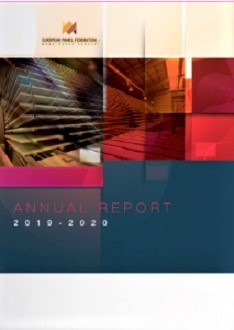 EPF ANNUAL REPORT 2019-2020, ADVOCACY ACTIVITIES  AGM 2021