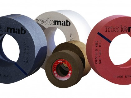 MOLEMAB_ITALY: THE LEADING MANUFACTURER OF HIGH QUALITY GRINDING WHEELS
