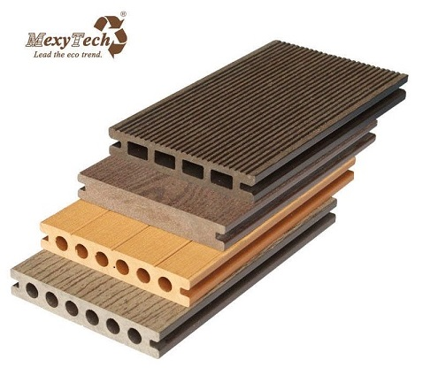 MEXYTECH_CHINA; PRODUCING WPC DECKING, DECORATIVE WALL PANELS & CEILINGS