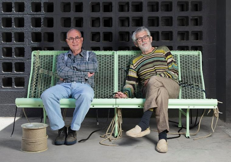 40 year anniversary for the Catalano bench.