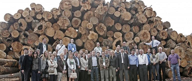 Wood-Technology Conference in Zagreb/ Croatia.
