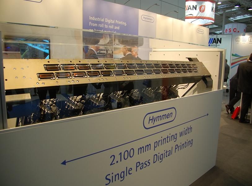 HYMMEN wins Great Innovations Award at fair in Hannover.