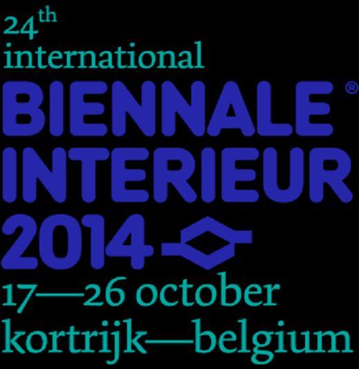 Biennale interieur 24th intl edition in kortrijk for Interieur kortrijk belgium