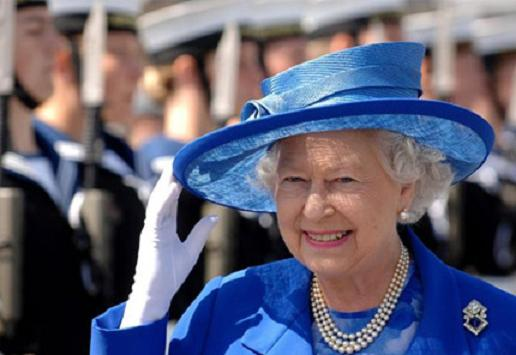 HAPPY BIRTHDAY HER MAJESTY THE QUEEN ELIZABETH II