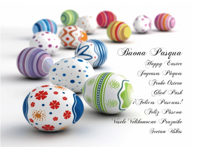 Best wishes and Happy Easter from Datalignum!
