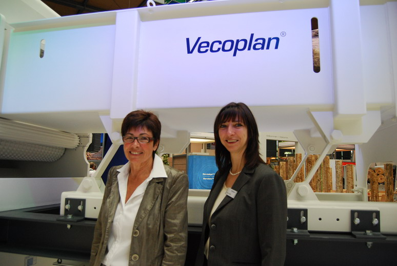 Vecoplan AG: Courage, Passion and Vision.