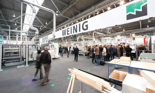 WEINIG, outstanding results at Ligna.